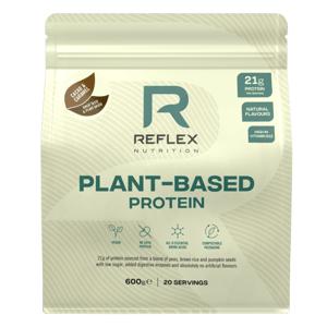Reflex Nutrition Plant Based Protein 600g kakao a karamel