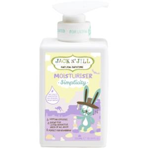 Jack n' Jill  Jack N´Jill Simplicity telové mléko