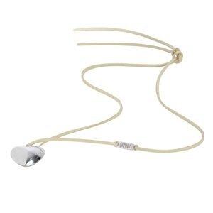 Bam Bam Stříbrný náhrdelník Srdce