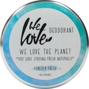 "We love the Planet Krémový deodorant ""Forever Fresh"" přírodní 48g"