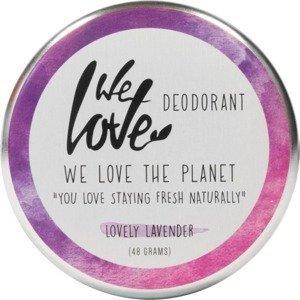 """We love the Planet Krémový deodorant """"Lovely lavender"""" přírodní 48g"""