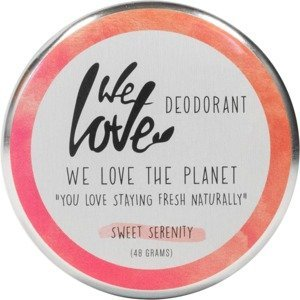"We love the Planet Krémový deodorant ""Sweet Serenity"" přírodní 48g"