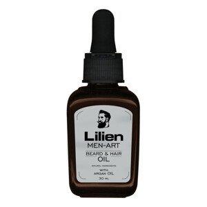 Lilien Men Art beard&hair oil White 30ml