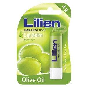 Lilien balzám na rty Olive Oil 4g