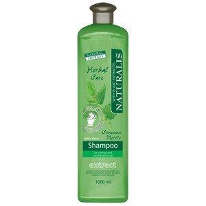 Naturalis bylinný šampon Kopřiva 1000ml