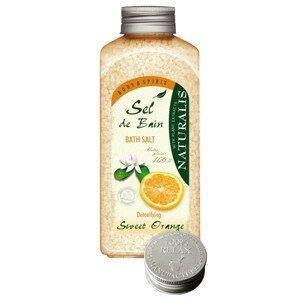 Naturalis koupelová sůl s vůní pomeranče 1000g