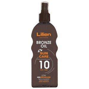 Lilien sun active bronze Oil SPF 10 200ml
