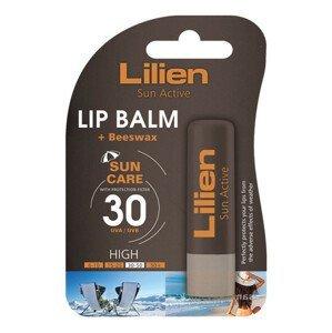 Lilien sun active lip balm SPF 30 4,5g