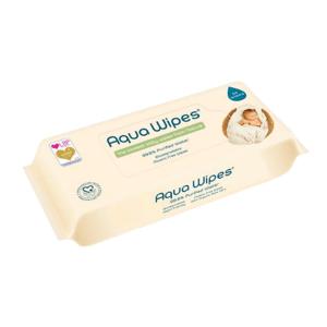 Aqua Wipes Eko dětské vlhčené ubrousky 64ks