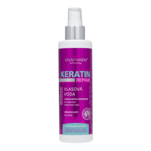 VivaPharm Keratinová vlasová voda 200ml