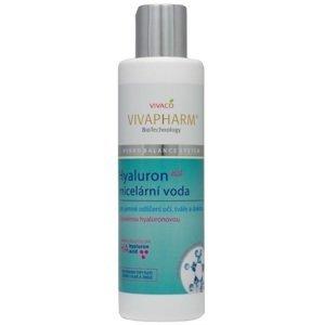 VivaPharm Micelární voda s kyselinou hyaluronovou 200ml
