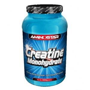 Aminostar Creatine Monohydrate Tablety, 500g