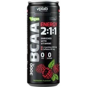 VPLAB  VPL-BCAA Energy 2:1:1 330 ml Raspberry