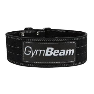 GymBeam Fitness opasek Arnold XS černý 1ks