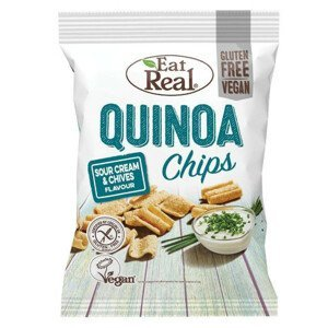 Eat Real Quinoa Sour Cream & Chives 30g