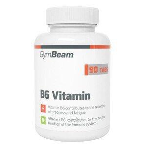 GymBeam Vitamin B6 90 tablet