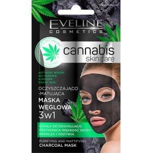 Eveline Cosmetics  Eveline CANNABIS Pleťová maska 7ml