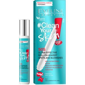 Eveline Cosmetics  Eveline Clean Your Skin roll-on 15ml