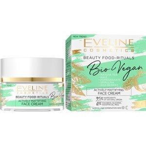 Eveline Cosmetics  Eveline BIO VEGAN Aktivně matující denní a noční krém 50ml