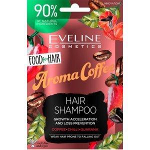Eveline Cosmetics  Eveline FOOD FOR HAIR – Šampon na vlasy Coffee 20ml