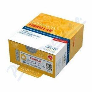 GelitaCel  Gelita-Cel Fibrillar GF-705 25x50mm 10ks