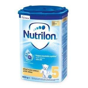 Nutrilon 5 Vanilka 800g