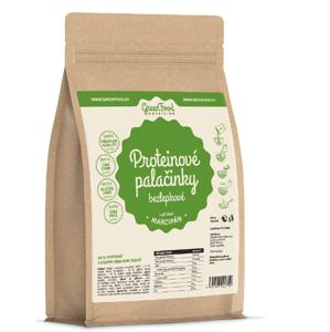 GreenFood Nutrition Proteinové palačinky bezlepkové marcipán 500g