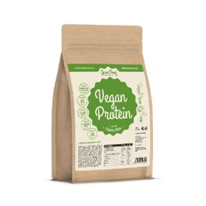 GreenFood Nutrition Vegan protein příchuť čokoláda 500g