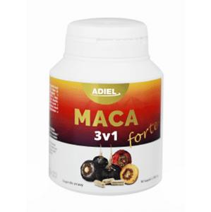ADIEL Maca 3v1 forte cps. 90
