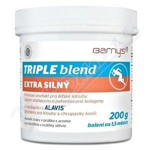 Barny's  Barnys Triple blend Extra silný 200g