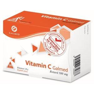 Galmed Vitamin C Retard 500mg 30 tablet