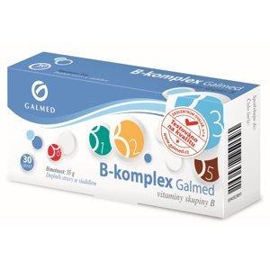 Galmed B-komplex 30 tablet