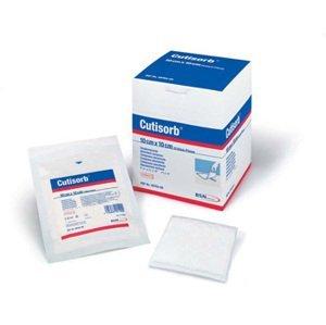 Cutisorb absorpční krytí nesterilní 10x10cm 100ks