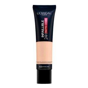 L'Oréal Paris Infaillible Matte make-up odstín 155 Natural 35ml