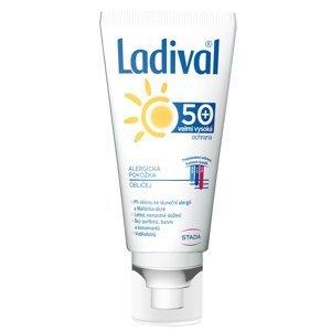 Ladival Gel pro alergickou pokožku obličeje OF50+ 50ml