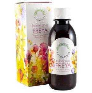 Bilegria  Freya bylinný sirup 200ml