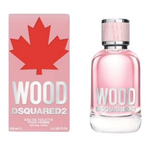 Dsquared2 Wood pour Femme EdT 100ml