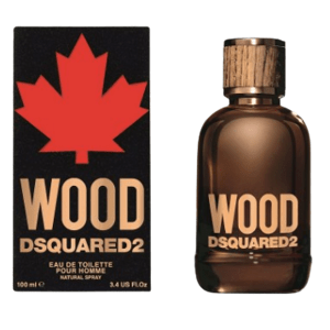Dsquared2 Toaletní voda Wood pour Homme 100ml