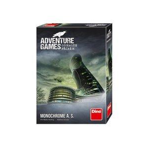 Dino Adventure Games Monochrome A.S., Párty hra