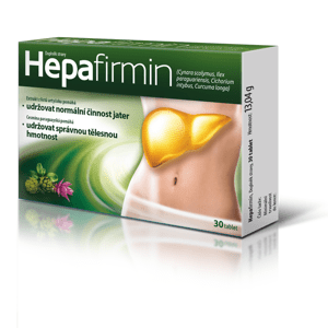 Aflofarm  Hepafirmin 30 tablet