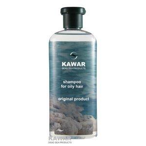 Kawar Šampon na mastné vlasy s minerály z Mrtvého moře 400ml