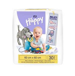Bella Happy  Bella Baby HAPPY Dětské podložky 60x60cm 30ks