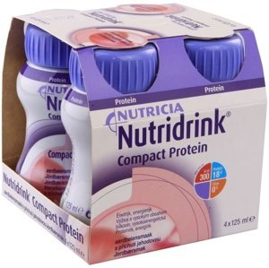 Nutridrink Compact Protein Lesní ovoce 4x125ml
