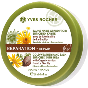 Yves Rocher Zimní balzám na ruce s bio arnikou 50ml