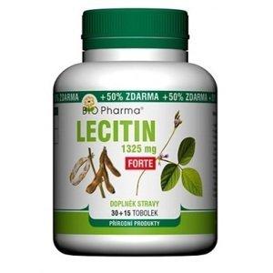BIO Pharma Lecitin Forte 1325mg 30+15 tobolek