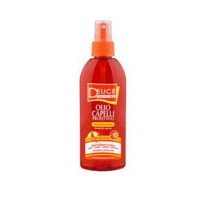 Delice Solaire Ochranný opalovací olej na vlasy SPF10 150ml