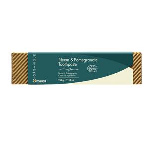 Himalaya ECO Zubní pasta nimbo a granátové jablko 150g