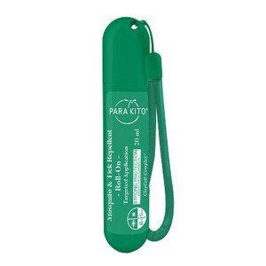 Parakito Roll-on pro silnou ochranu proti komárům a klíšťatům 20ml