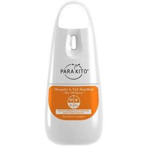 Parakito Suchý olej ve spreji proti komárům a klíšťatům 75ml