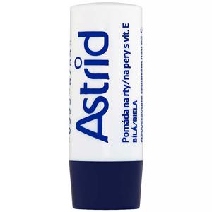 ASTRID Pomáda na rty s vitaminem E bílá 3 g